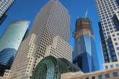 Freedom Tower in progress